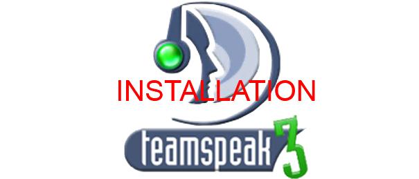 how to make a teamspeak server on linux