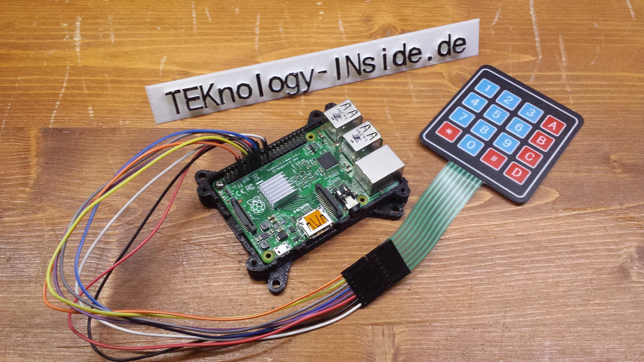 Raspberry_Pi_Membran_Matrix_Keypad